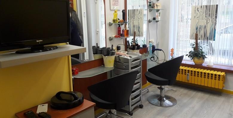 2 fen frizure za sve dužine kose i masaža vlasišta - slika 5