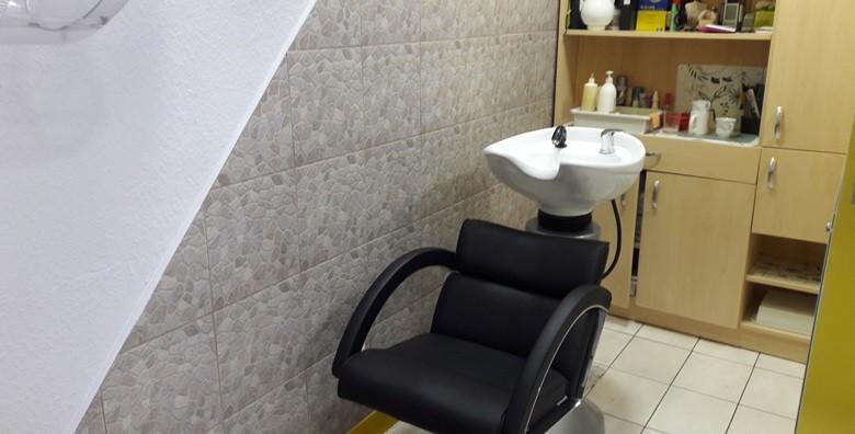 2 fen frizure za sve dužine kose i masaža vlasišta - slika 6