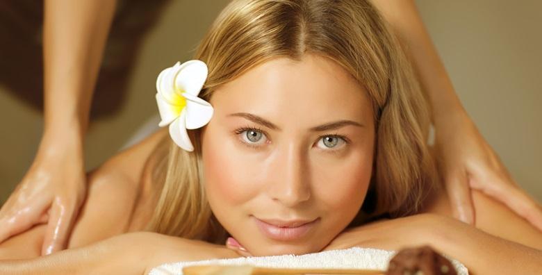 Opuštajuća masaža aroma uljima u trajanju 60 minuta