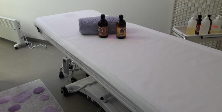Opuštajuća masaža aroma uljima u trajanju 60 minuta - slika 3