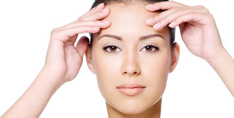 Mikrodermoabrazija, RF lica, oxygen tretman, 3D lift lica