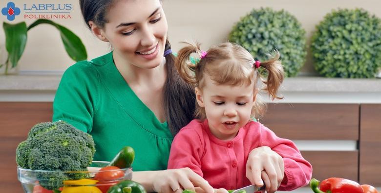 Test intolerancije na 90 prehrambenih namirnica