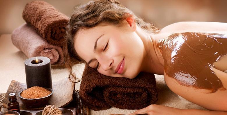 [RELAX TRETMAN] Čokoladna masaža leđa, biljni piling tijela, limfna drenaža, tretman za bolju prokrvljenost i termo deka s maskom za 269 kn!