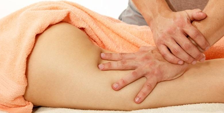 Anticelulitna masaža - riješite se celulita u 5 dolazaka u centru grada za 199 kn!