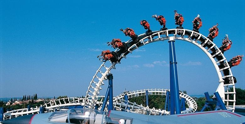 [GARDALAND] Uživajte u adrenalinskim vožnjama kao što su Blue Tornado, Raptor i Oblivion u najzabavnijem parku za 225 kn!