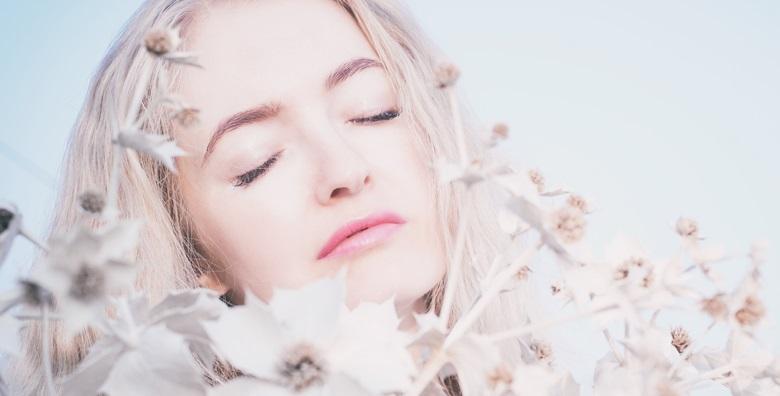 Radiofrekvencija lica, vrata i dekoltea s maskom, serumom i masažom ili bez - nekirurško pomlađivanje kože u salonu Endless beauty