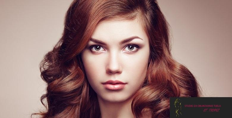 Pomlađivanje lica  - IPL tretman kojim se potiče proizvodnja kolagena i elastina