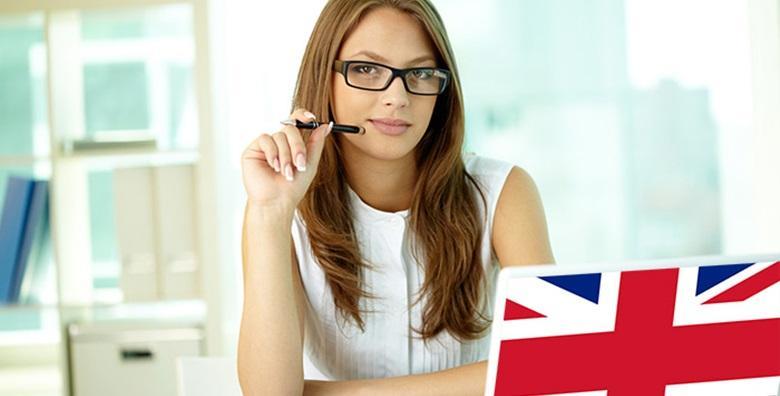 Online tečaj engleskog u trajanju 12 mjeseci uz uključen certifikat - odobren od strane British Language centra za 99 kn!