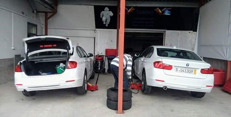 Kemijsko čišćenje auta - slika 5