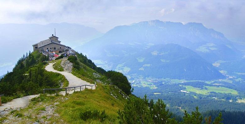 [BAVARSKA] Izlet s prijevozom do Orlovog gnijezda i Kraljevskog jezera - posjetite poznato povijesno utočište i otkrijte ljepote Njemačke za 279 kn!