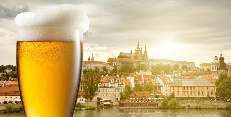 [PRAG] Pivska tura i Beerfest - upoznajte bogatu tradiciju proizvodnje piva uz posjet Budejovicama, Krušovicama i Krumlovu za 699 kn!