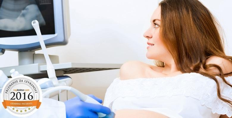 Ginekološki pregled, papa test, ultrazvuk i konzultacije za 295 kn!