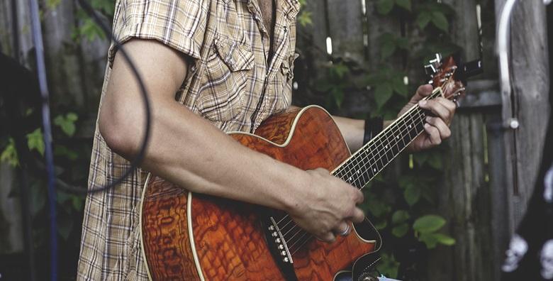 Tečaj sviranja gitare za početnike u trajanju mjesec dana