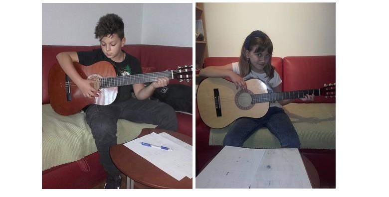 Tečaj sviranja gitare za početnike u trajanju mjesec dana - slika 3