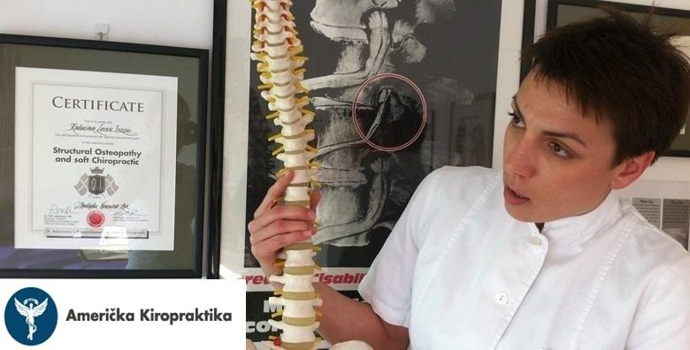 Kiropraktički tretman, pregled, konzultacije - slika 3