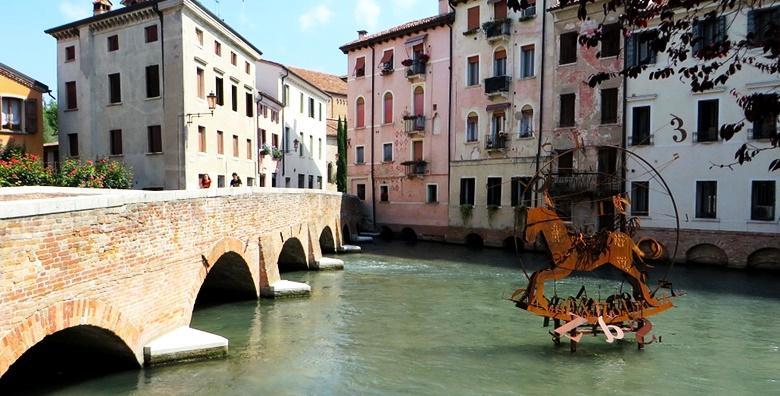 [ITALIJA] Uživanje u gradovima Treviso i Castelfranco Veneto uz cjelodnevni izlet s uključenim prijevozom za 234 kn!