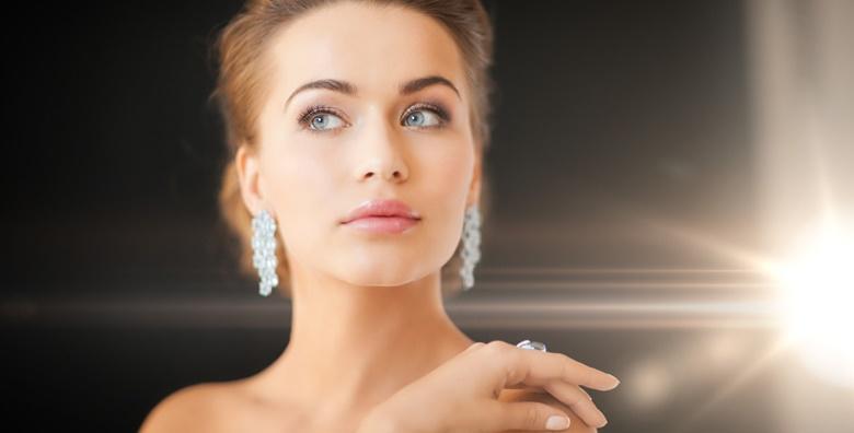 [TRAJNA ŠMINKA] Iscrtavanje obruba usana, eyeliner gornjeg ili donjeg kapka - besprijekoran make up u svakom trenutku  za 799 kn!