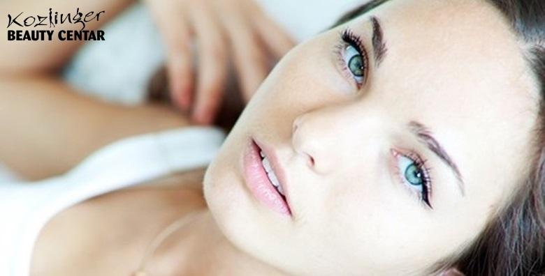 Liječenje akni lica - riješite ih se pomoću LED elektroda, lasera i maske u Kozlinger salonu s preko 15 godina iskustva za 129 kn!