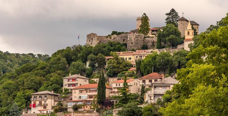 [TRSAT I OPATIJA] Posjetite najstarije marijansko svetište u Hrvatskoj i poznati park Angolina - izlet s prijevozom za 125 kn!