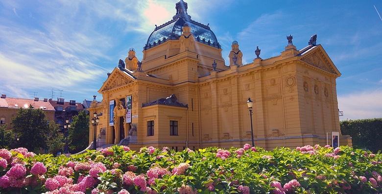 [ZAGREB] 3 dana za dvoje u Apartmanu Dal***  - uživajte u raskošnoj ljepoti metropole u proljeće od 429 kn!