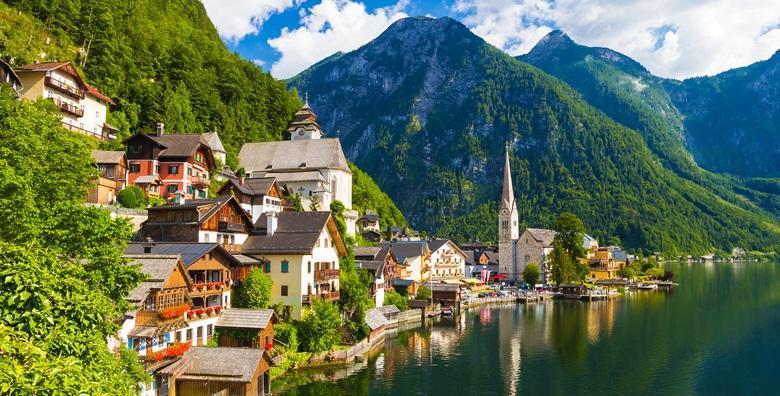Hallstatt i Vidikovac 5 prstiju - uslikajte najljepše fotke i uživajte u zapanjujućem pogledu na Alpe i ledenjačka jezera za 259 kn!