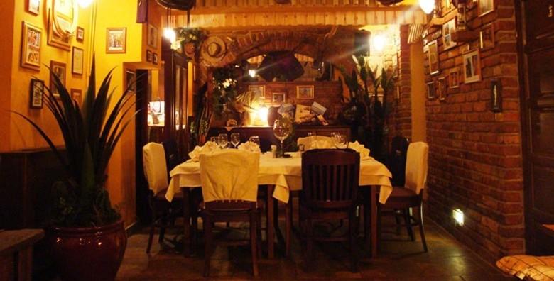 Mesni uštipci, ćevapi, grill kobasice, vratina i prilozi - slika 14