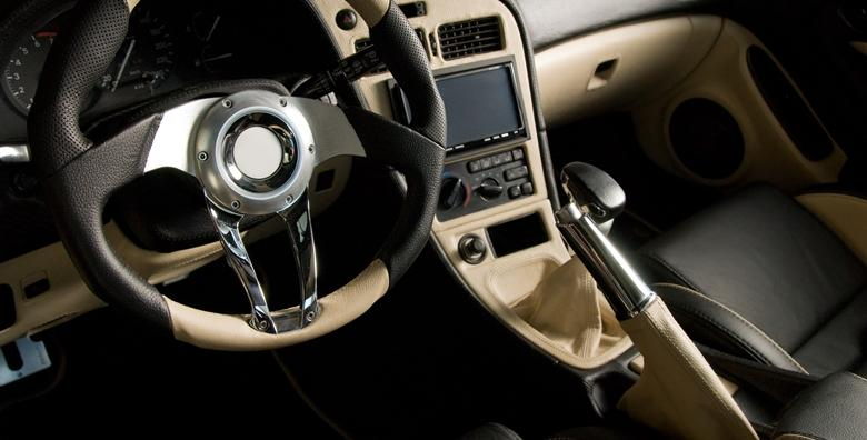 Kemijsko čišćenje cijele unutrašnjosti automobila za 199 kn!