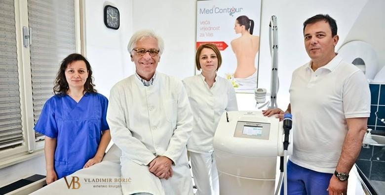 [MED2CONTOUR] Revolucija u mršavljenju! Nagrađivani aparat koji jedini daje TRAJNE rezultate - 1 tretman dijela tijela po izboru od 399 kn!