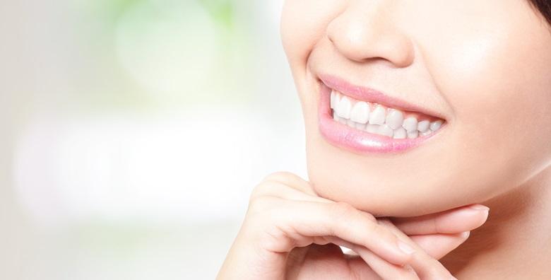 Plomba ili zamjena starog ispuna, čišćenje kamenca, poliranje i pjeskarenje zuba