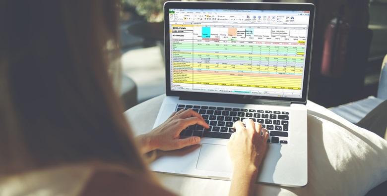 [EXCEL] Online tečaj u organizaciji Live online Academy - naučite sve o proračunskim tablicama iz udobnosti vlastitog doma za 99 kn!