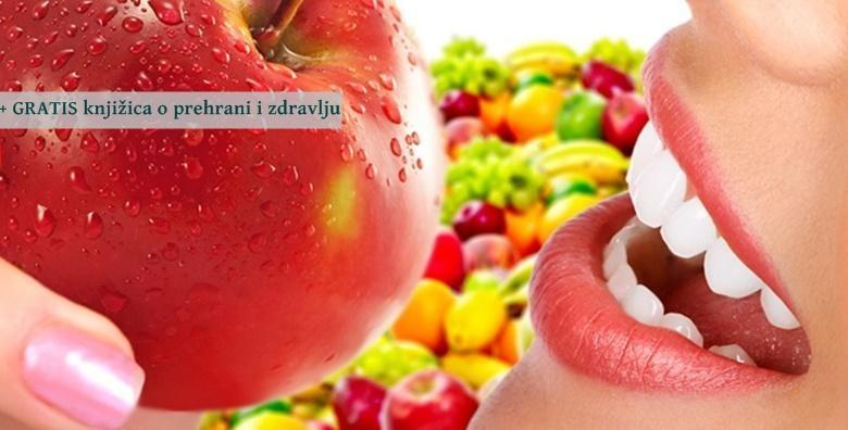 Test intolerancije na hranu na 500 namirnica, konzervansa