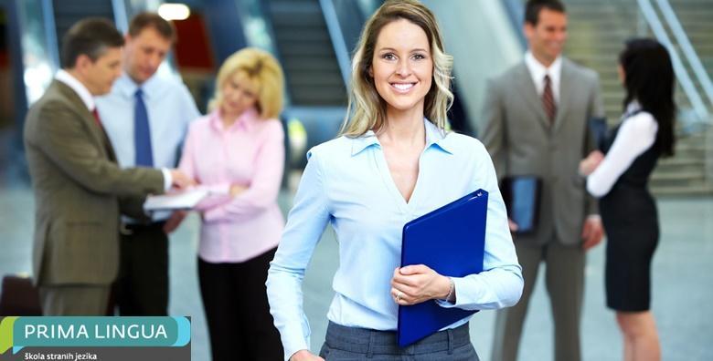 Poslovni engleski - individualni tečaj u trajanju 4 sata