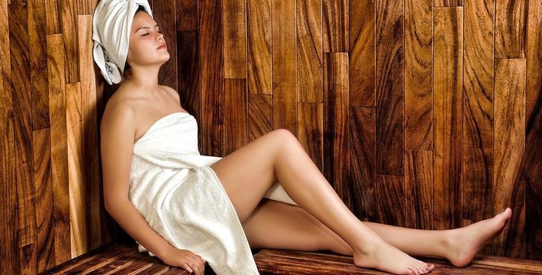 Sauna, cupping masaža i masaža lica za 1 ili 2 osobe