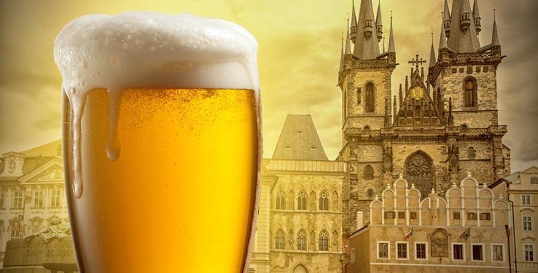 [PRAG I PIVSKA TURA] Degustirajte odlična češka piva i razgledajte Budejovice, Krušovice i Krumlov za 949 kn!