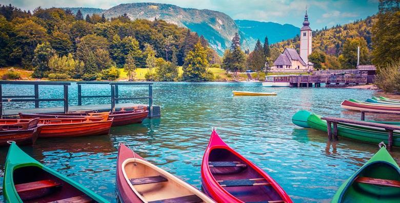 [BOHINJ] 3 dana rajskog odmora za dvoje nedaleko od bohinjskog jezera uz uključen doručak u Hotelu Tripič*** za 835 kn!