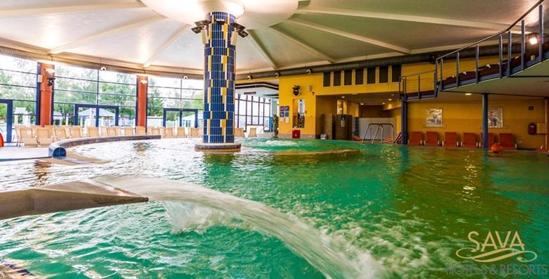 [TERME LENDAVA] 3 wellness dana s polupansionom za dvoje u Hotelu Lipa*** uz kupanje u termalnoj vodi, bazene i saune od 1.122 kn!