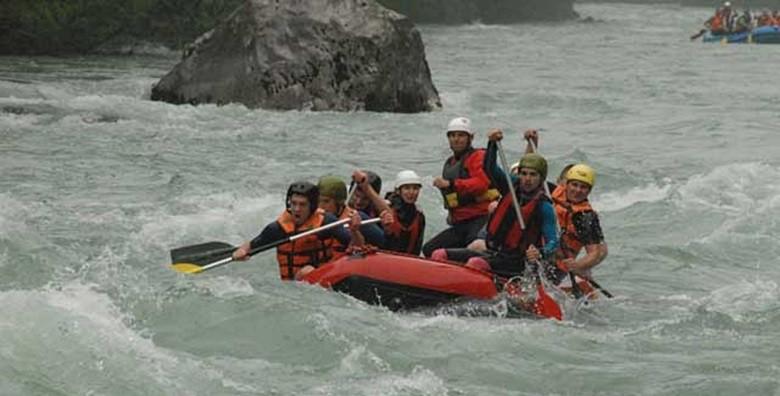 Rafting na Tari - 3 dana uz svu potrebnu opremu i skipera - slika 3