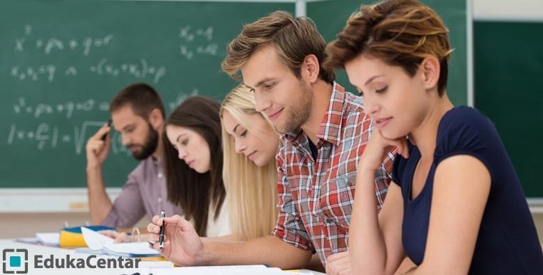[DRŽAVNA MATURA] Last minute pripreme iz matematike za razine A i B u trajanju 16 školskih sati za 285 kn!