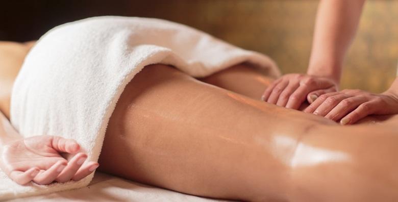 3 masaže cijelog tijela koje izvodi fizioterapeutkinja u salonu Figura za 199 kn!