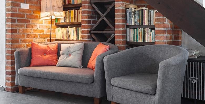 Kemijsko čišćenje namještaja: L kutne garniture ili trosjeda, dvosjeda, fotelje i pripadajućih jastuka od 179 kn!