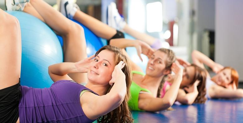 Grupni treninzi mjesec dana neograničeno - trampolin, zumba, insanity, yoga, piyo, workout, TRX za 149 kn!