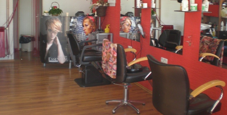 Pramenovi, bojanje ili botox uz šišanje, fen frizuru i masku - slika 3