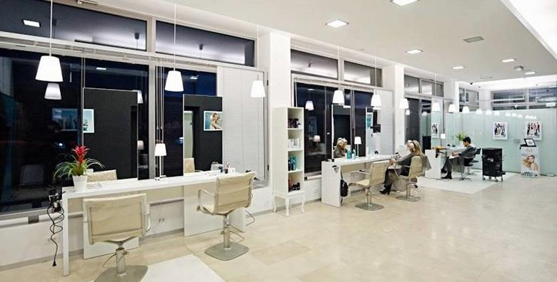 Šišanje, fen frizura i njega Label.m proizvodima u centru grada za 99 kn!
