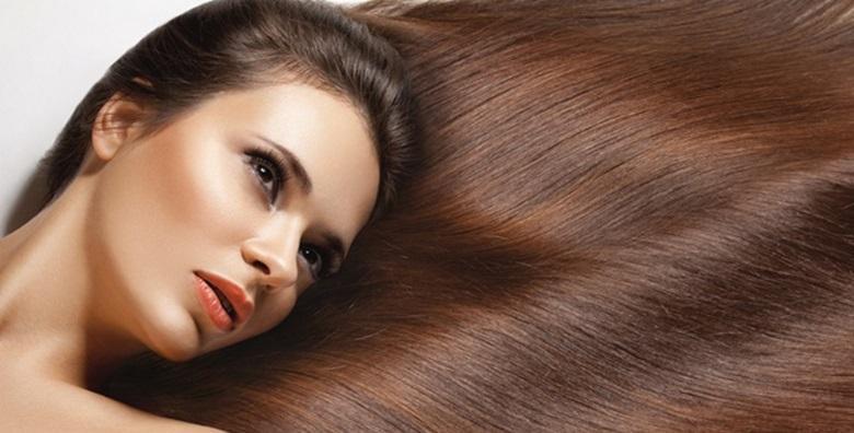 Šišanje, fen frizura i njegujuća maska s pramenovima u Beauty salonu Anna već od 89 kn!