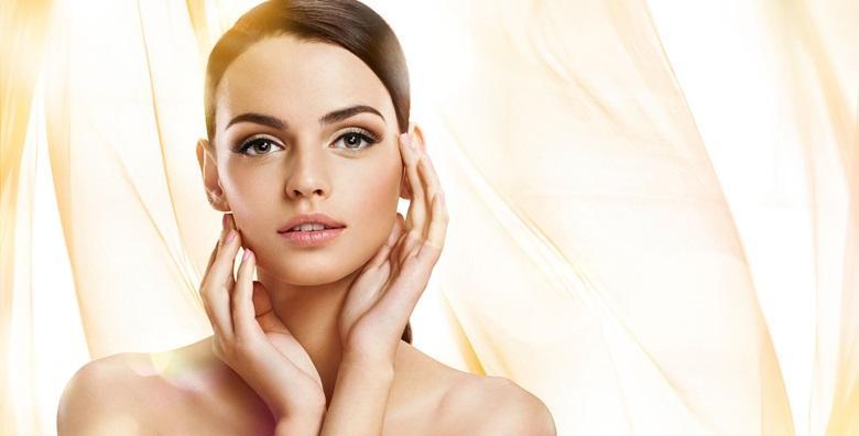 Tretman lica uz masku i piling, oblikovanje i bojanje obrva te depilaciju nausnica šećernom pastom za 69 kn!