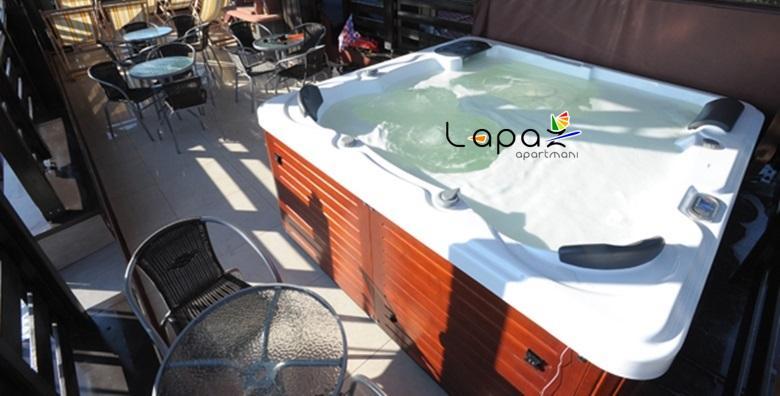 [TOPLICE SV. MARTIN] 3 dana apsolutnog odmora za dvoje u apartmanima Lapaž**** uz kupanje u termama, iskoristivo vikendom za 899 kn!