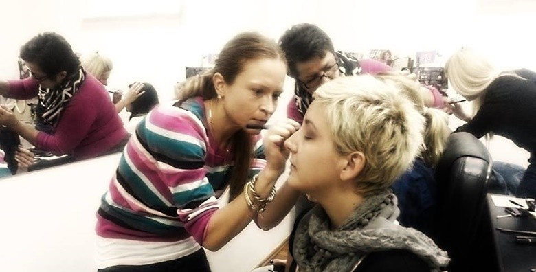 Tečaj šminkanja u trajanju 20 školskih sati - slika 2