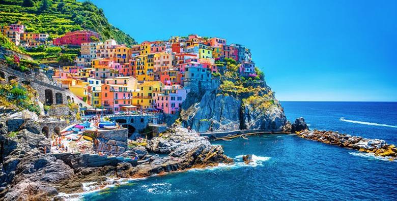 [CINQUE TERRE, TOSKANA] 4 dana s polupansionom u čarobnoj talijanskoj regiji uz posjet Bologni, Pisi, Lucci i Firenci za 1.459 kn!