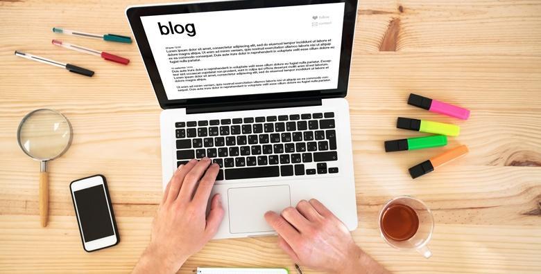 Online tečaj bloginga i content marketinga