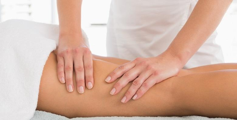 10 anticelulitnih masaža - riješite se neželjenog celulita za 499 kn!